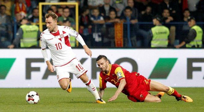 Данія – Румунія – 1:1 – Відео голів і огляд матчу