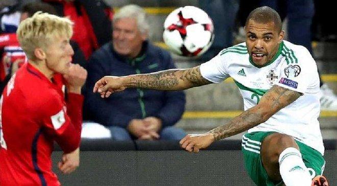 Норвегия – Северная Ирландия – 1:0 – Видео гола и обзор матча