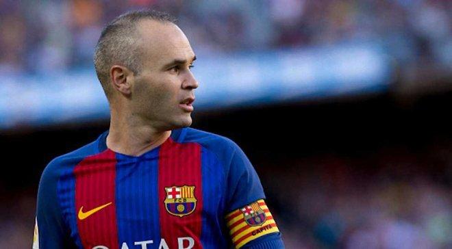 Іньєста зможе покинути Барселону, незважаючи на довічний контракт
