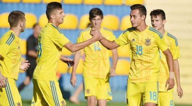 Україна U-17 у меншості розгромила Болгарію в стартовому матчі відбору Євро-2018