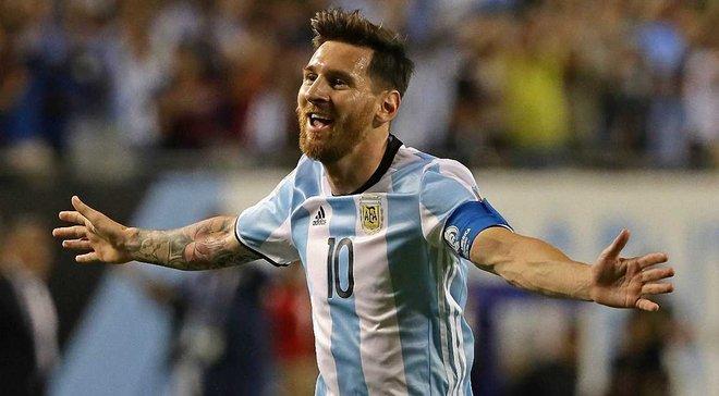 Аргентина вийшла на ЧС-2018 завдяки хет-трику Мессі у матчі з Еквадором