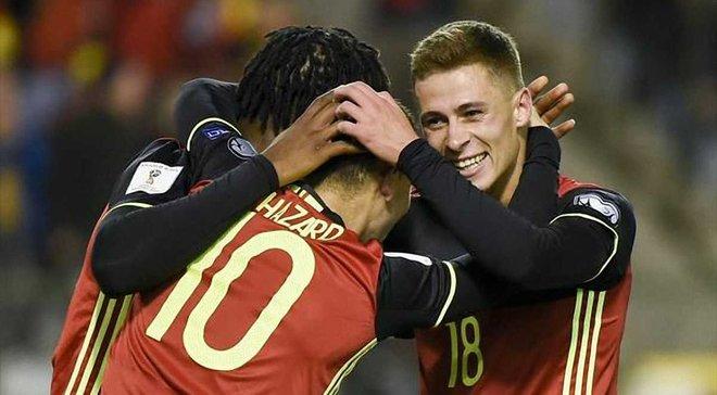 Бельгія – Кіпр – 4:0 – Відео голів і огляд матчу
