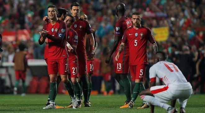 Португалия – Швейцария – 2:0 – Видео голов и обзор матча