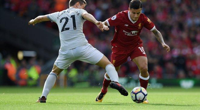 Ливерпуль – Манчестер Юнайтед – 0:0 – Видеообзор матча