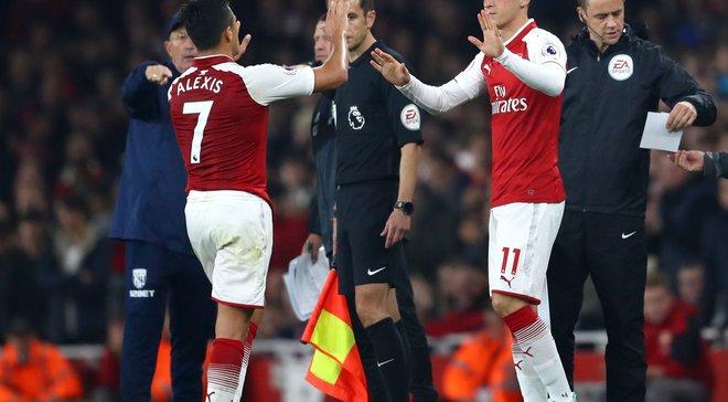 Озил и Санчес могут покинуть Арсенал уже в январе