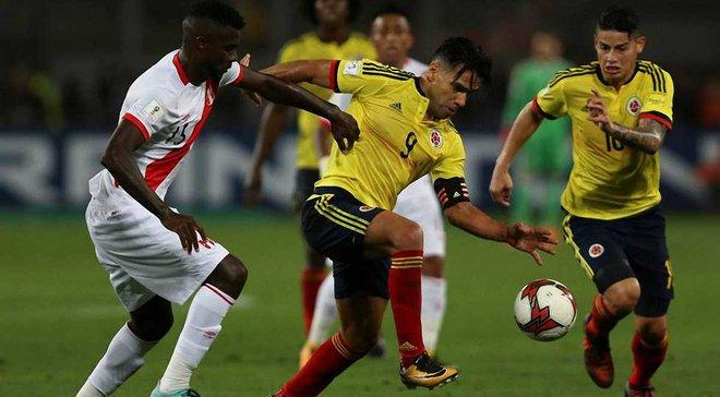 Збірна Чилі хоче подати апеляцію у ФІФА на результат матчу Перу – Колумбія, – AS