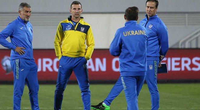 Тассотти не включил Шевченко в символическую сборную Милана за все времена, но нашел место для себя