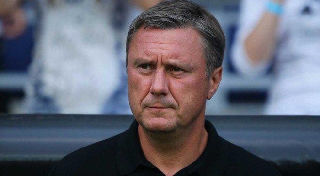 Хацкевич: Після матчів збірних привітав лише Кендзьору