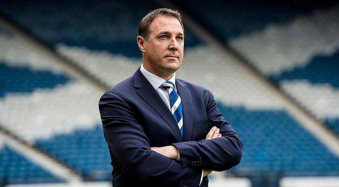 Маккей временно будет тренировать сборную Шотландии