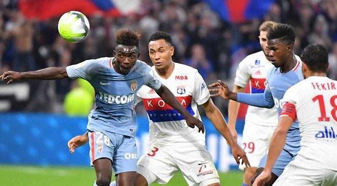 Ліон на останніх секундах вирвав у Монако перемогу