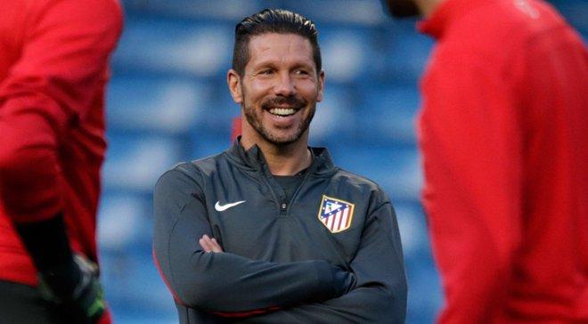 Симеоне: Газон на матч с Барселоной будет таким, какой нужен Атлетико