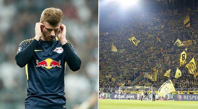 Боруссия Д – РБ Лейпциг: Вернер может пропустить игру, чтобы избежать шума трибун