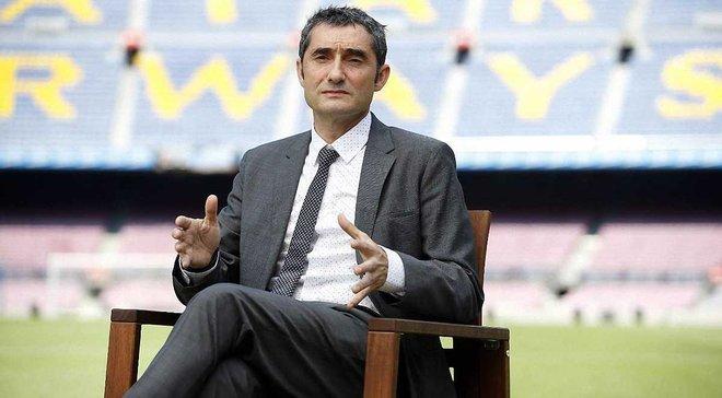 Атлетіко – Барселона: Вальверде може повторити рекорд Мартіно за кількістю стартових перемог у Прімері
