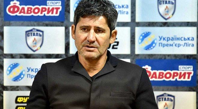 Костов: Сталь повинна зачепитися за Прем'єр-лігу
