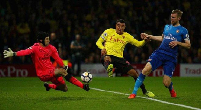 Уотфорд – Арсенал – 2:1 – Відео голів та огляд матчу