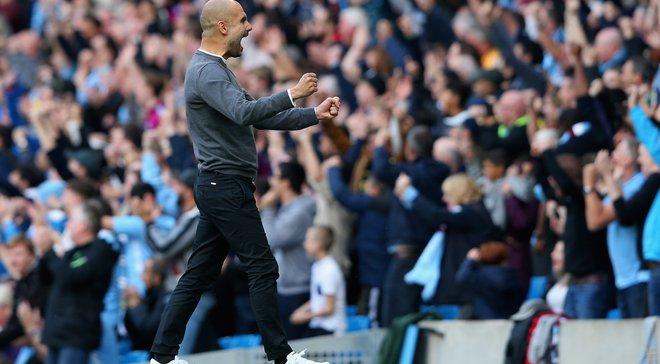 Гвардіола: Матч проти Сток Сіті став найкращим для Манчестер Сіті під моїм керівництвом