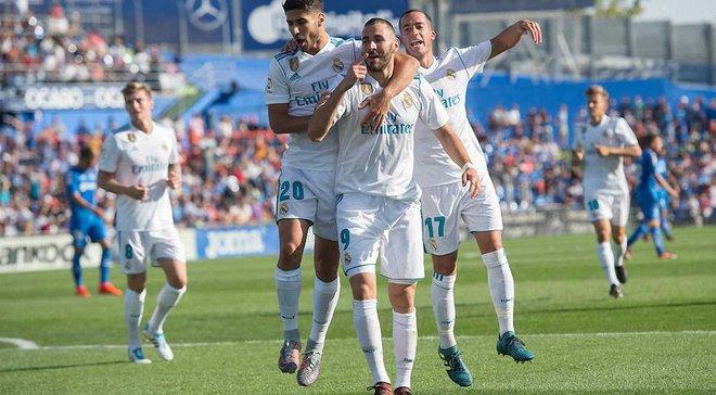 Бензема піднявся на 7 місце у списку найкращих бомбардирів Реала