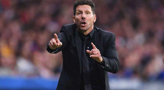 Симеоне: С 60-й минуты Барселона стала больше атаковать