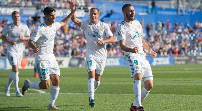 Реал переміг у 13 виїзних матчах поспіль та встановив рекорд Ла Ліги