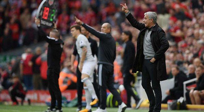 Моурінью: Впевнений, що не закінчу свою кар'єру в Манчестер Юнайтед