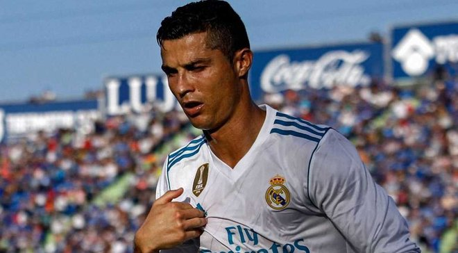 Двойник Роналду сбил с толку полицию и выбежал на поле во время матча Хетафе – Реал