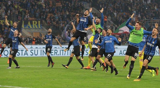 Матч Интер – Милан стал самым кассовым в истории итальянского футбола