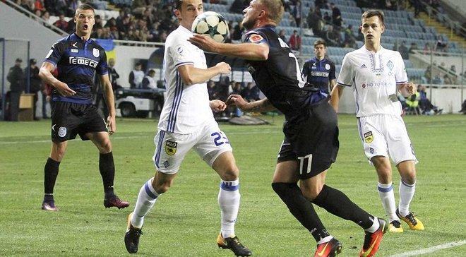 Васин: В матче против Динамо хотели доказать, что достойны быть выше в таблице