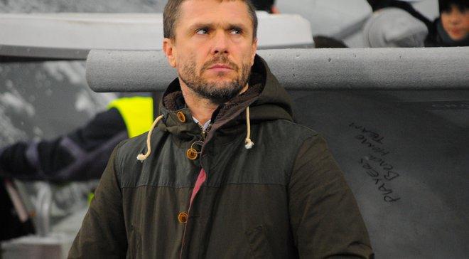 Ребров: У матчі з Хорватією наші гравці повинні були віддати трошки більше