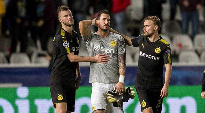 АПОЕЛ – Борусія Дортмунд – 1:1 – Відео голів і огляд матчу