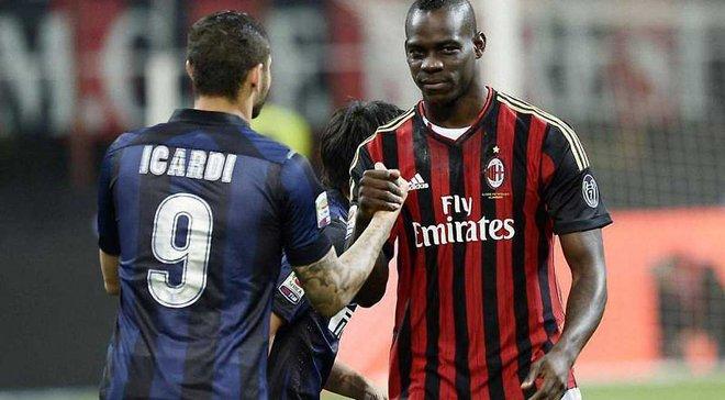 Балотелли посоветовал Милану купить Икарди