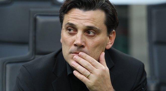 Фассоне: Мілану треба дати час, клуб підтримує Монтеллу