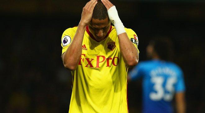 Рішарлісон уникнув покарання за симуляцію у матчі Уотфорд – Арсенал – в АПЛ вперше розглядали такий епізод після матчу