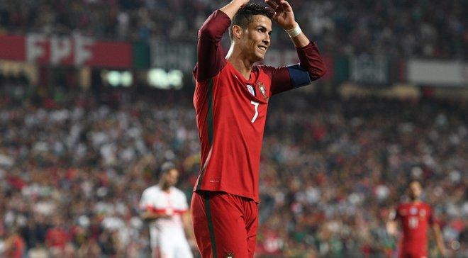 Роналду занял 2-е место в рейтинге самых высокооплачиваемых знаменитостей Европы