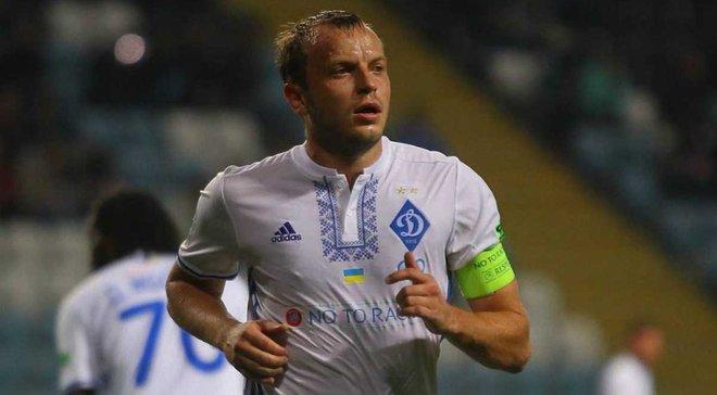Гусєв вийшов на 3-є місце за кількістю матчів у Динамо