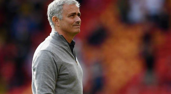 Моурінью: Я не підписую новий контракт з Манчестер Юнайтед і не йду у ПСЖ