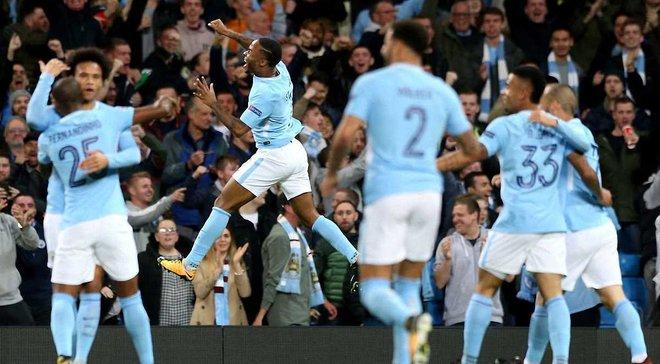 Манчестер Сити минимально победил Наполи