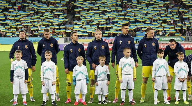 Украина – Словакия: рассматриваются три украинских стадиона для проведения матча