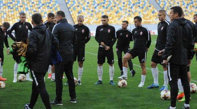 Заря – Герта: где смотреть онлайн матч Лиги Европы 2017/18 и кто комментатор