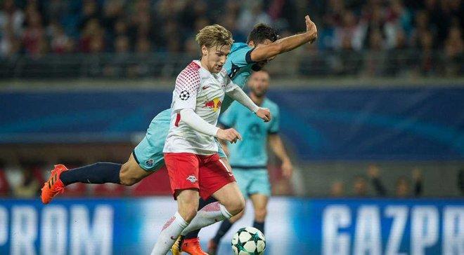 Лейпциг – Порту – 3:2 – Видео голов и обзор матча