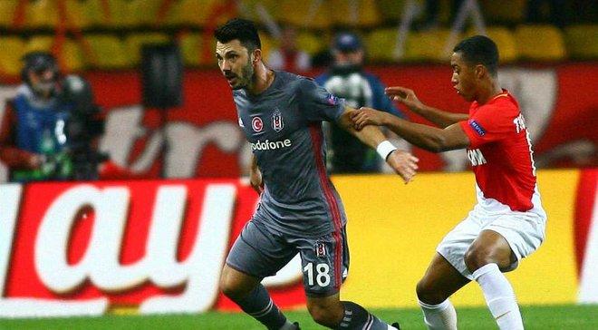 Монако – Бешикташ – 1:2 – Відео голів та огляд матчу
