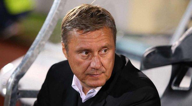 CAS отклонил иск Хацкевича к Федерации футбола Беларуси