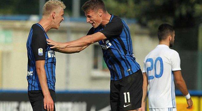 Динамо U-19 розгромно програло Інтеру U-19 вдома і вилетіло з Юнацької ліги УЄФА
