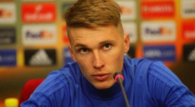 Сидорчук: Хочеться взяти реванш за поразку, яка вибила нас з Ліги чемпіонів