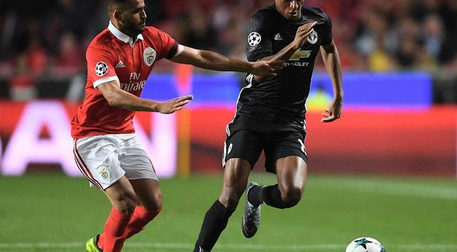 Ліга чемпіонів: Манчестер Юнайтед здолав Бенфіку, ЦСКА програв Базелю