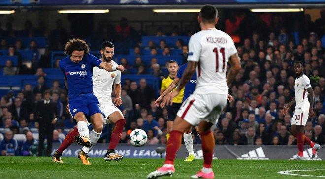 Челсі – Рома – 3:3 – Відео голів і огляд матчу