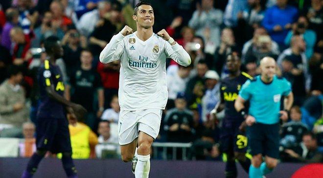 Реал – Тоттенхэм: Роналду спел гимн Лиги чемпионов, словно национальный