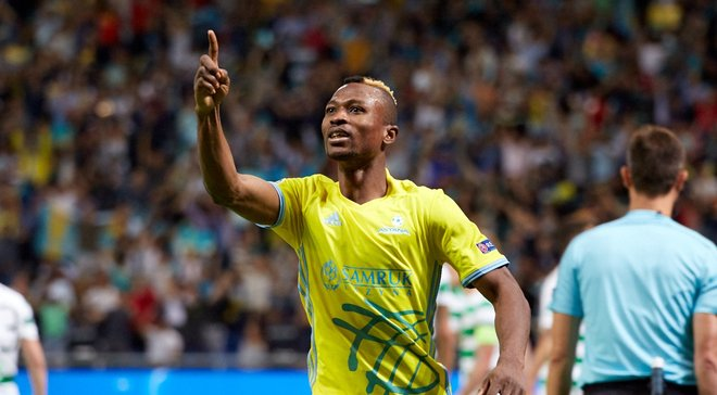 Лига Европы: Астана разгромила Маккаби Т-А