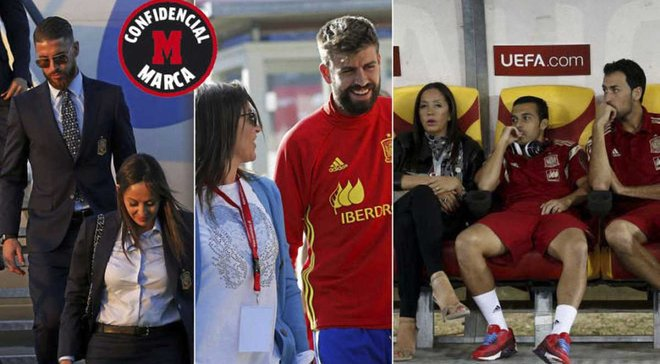 Рамос, Піке та Бускетс погрожують покинути збірну Іспанії через звільнення маркетолога, – Marca