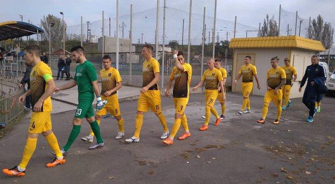 Вторая лига: СК Днепр-1 разгромил Реал-Фарму, Львов и Скала расписали ничью в дерби