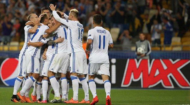Стало известно, сколько Динамо, Шахтер и Заря заработали в еврокубках за сезон-2016/17
